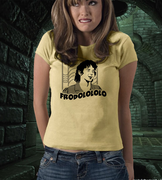 Hilarious Frodolo Pop Culture Tees
