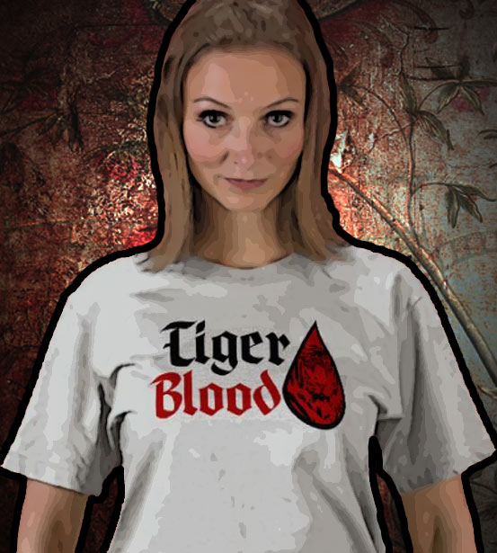 Charlie Sheen Tiger Blood