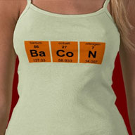 Bacon Periodically Shirts and Gifts