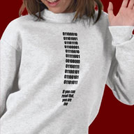 Binary Code Shirt