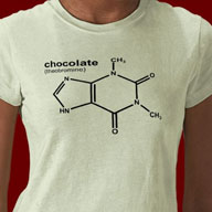 Chocolate Chemistry Shirts and Gifts