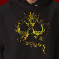 Cool geek t-shirts: Radioactive Apocalypse
