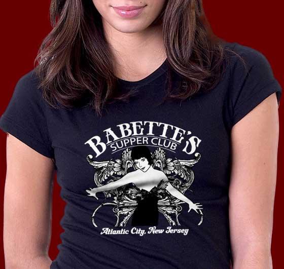 Babette's Supper Club from Boardwalk Empire