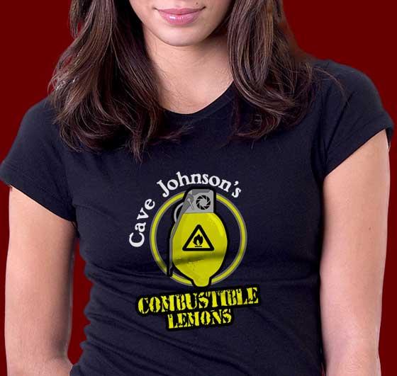 Cave Johnsons Cumbustible Lemons