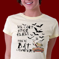 Bat Country Toon Shirts