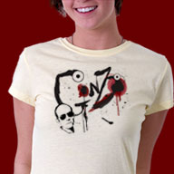 Gonzo Art T-shirt