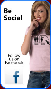 Be Social! Follow us on Facebook
