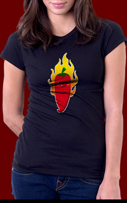 Chili Pepper T-shirts