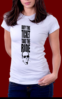 Hunter Thompson T-shirts