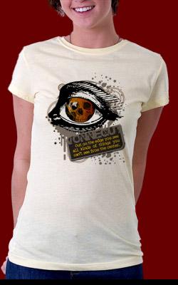 Kurt Vonnegut Shirts