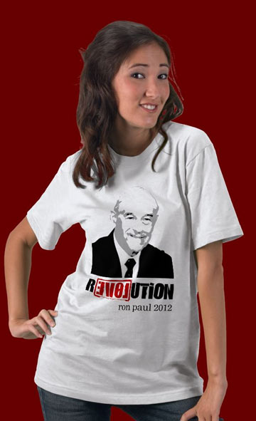 Ron Paul Shirts Cool Ron Paul Hats Posters Shirts And