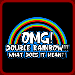 Double Rainbow Shirt