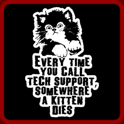Funny Tech Support Shirt