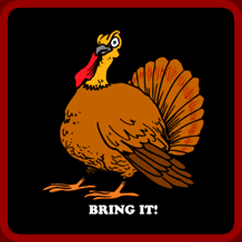 Funny Thanksgiving Shirt :: Bring It!