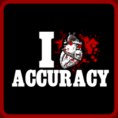 I Heart Accuracy Shirt