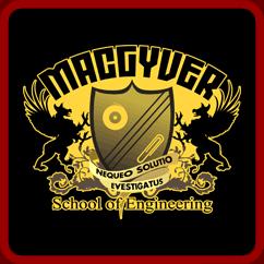 MacGyver Shirt