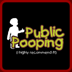 Public Pooping (I highly recommend it!)