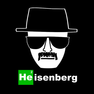 Breaking Bad Shirt: Heisenberg