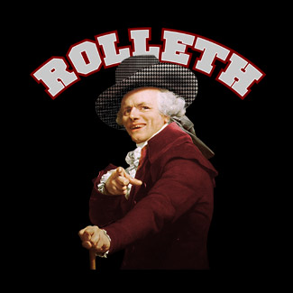 Crimson Tide Shirt :: ROLLETH!