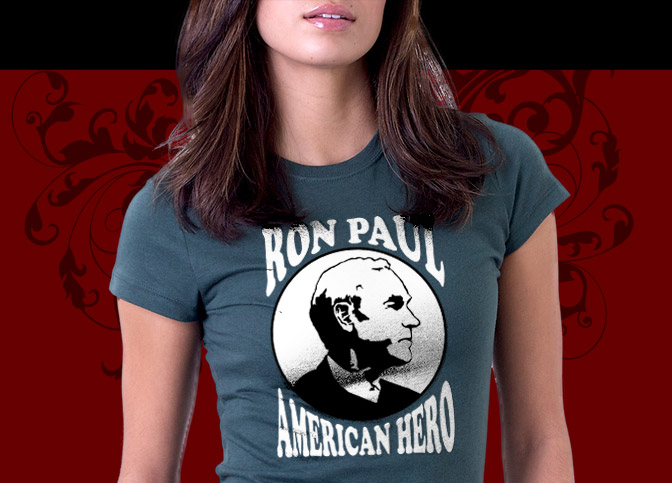 Ron Paul Hero